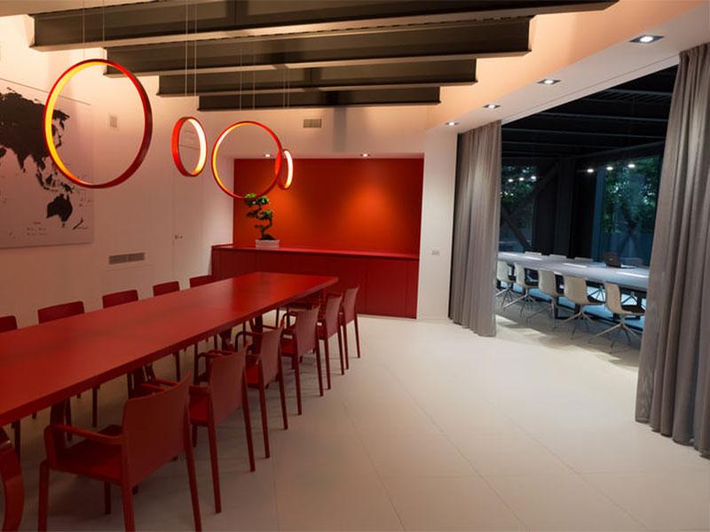 realizzazioni meeting room