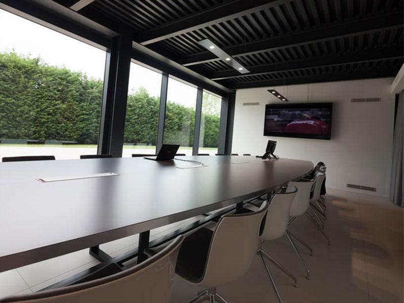 realizzazioni conference room